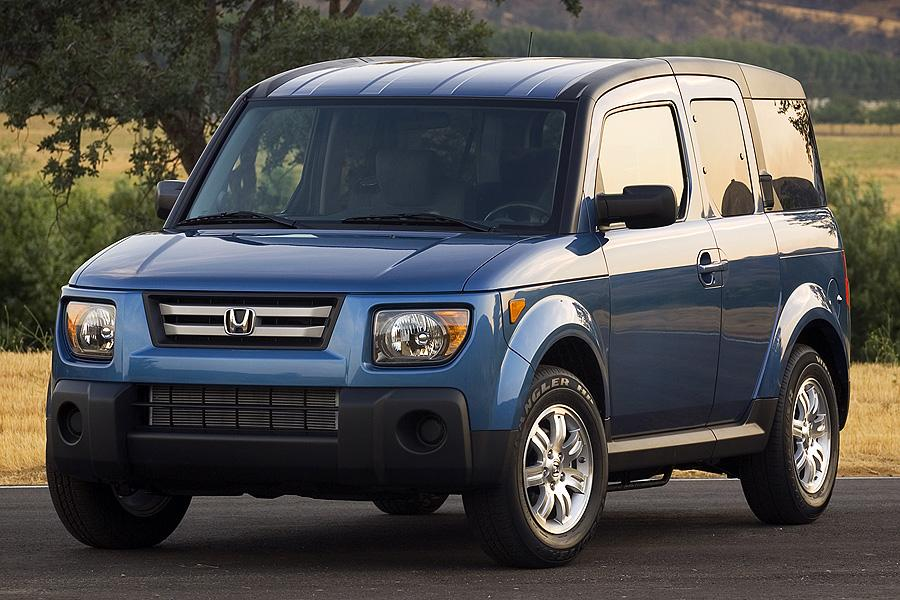 2007 honda element reviews specs and prices