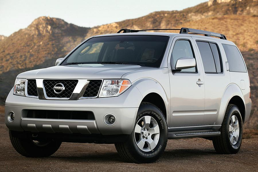 2007 Nissan Pathfinder Specs Pictures Trims Colors