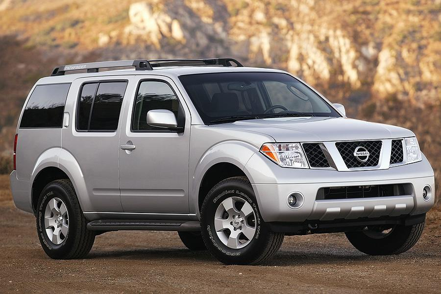 2007 nissan pathfinder specs pictures trims colors. Black Bedroom Furniture Sets. Home Design Ideas