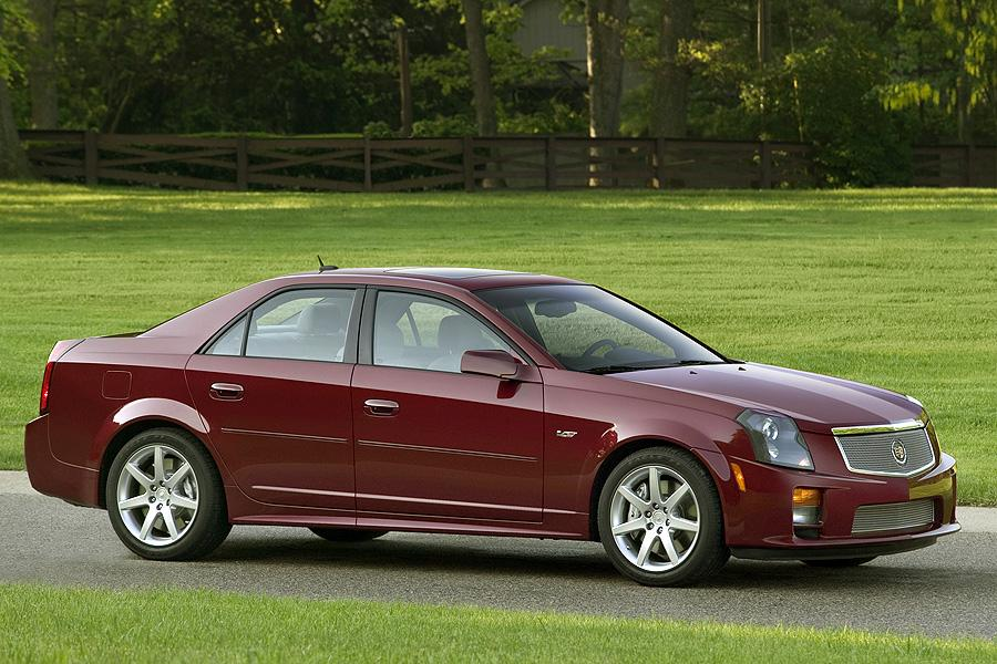2007 cadillac cts reviews specs and prices. Black Bedroom Furniture Sets. Home Design Ideas