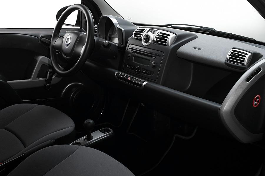 2008 smart fortwo reviews specs and prices for Smart interieur