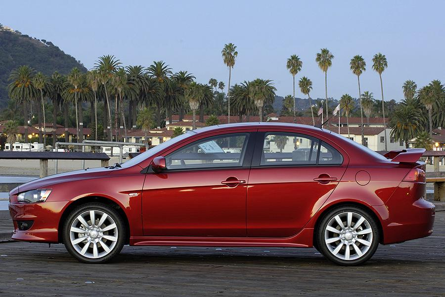 2008 mitsubishi lancer specs pictures trims colors. Black Bedroom Furniture Sets. Home Design Ideas