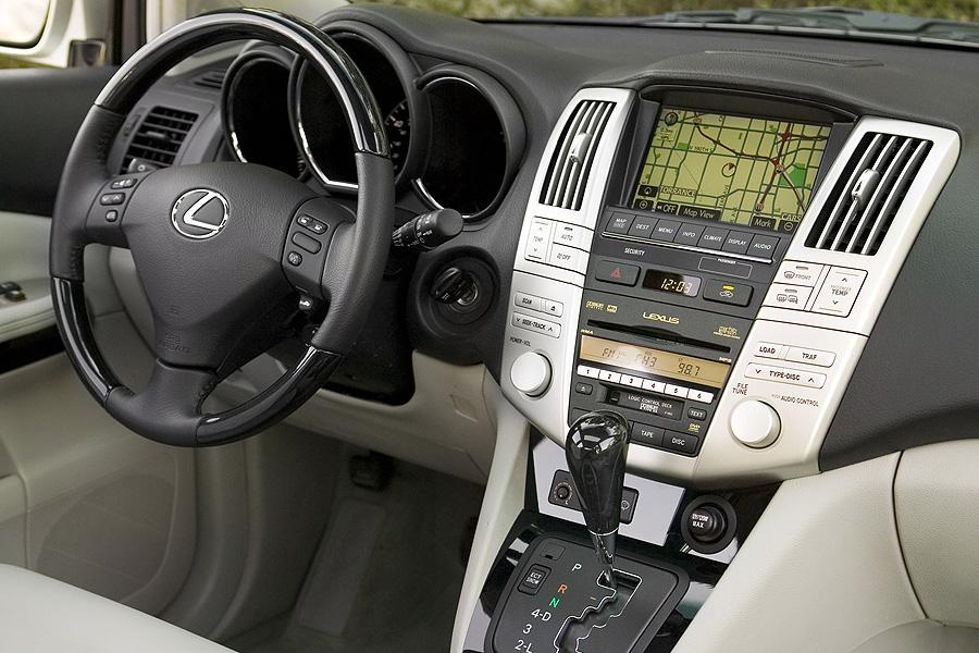 2008 Lexus Rx 350 Reviews Specs And Prices Cars Com