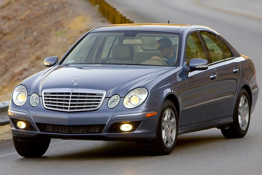 2007 mercedes benz e class reviews specs and prices. Black Bedroom Furniture Sets. Home Design Ideas