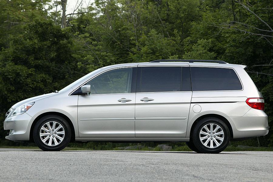 2007 Honda Odyssey Reviews Specs And Prices Cars Com