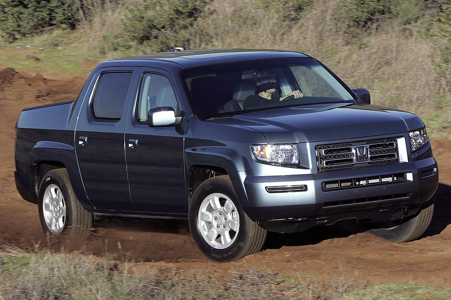 2007 honda ridgeline reviews specs and prices. Black Bedroom Furniture Sets. Home Design Ideas