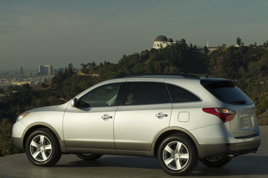 2007 Hyundai Veracruz Reviews Specs And Prices Cars Com