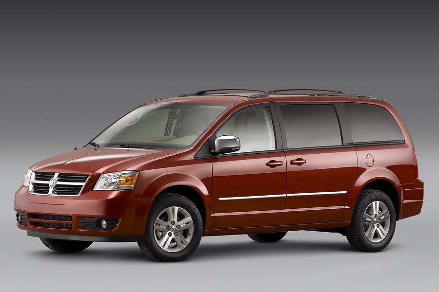 2008 Dodge Grand Caravan Reviews Specs And Prices Cars Com