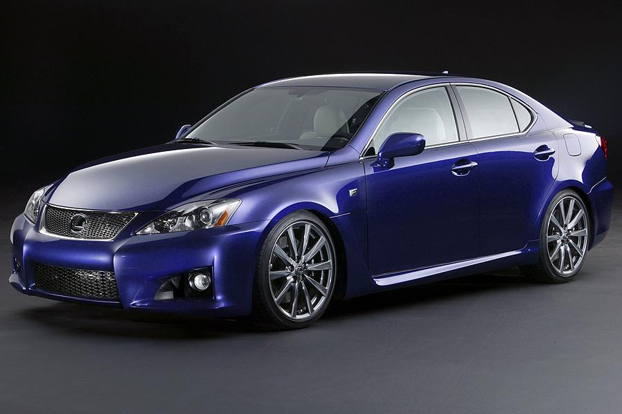 2008 lexus is f specs pictures trims colors. Black Bedroom Furniture Sets. Home Design Ideas