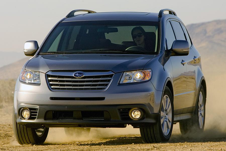 2008 Subaru Tribeca Reviews, Specs and Prices | Cars.com