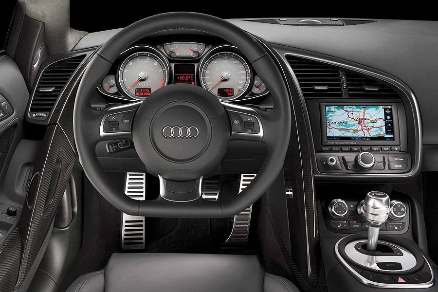 Audi R8 Interior Automatic 2008 Audi R8 Re...