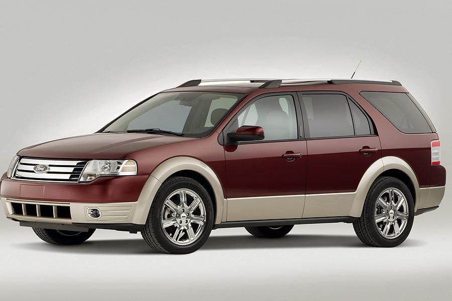 2008 ford taurus x specs pictures trims colors. Black Bedroom Furniture Sets. Home Design Ideas