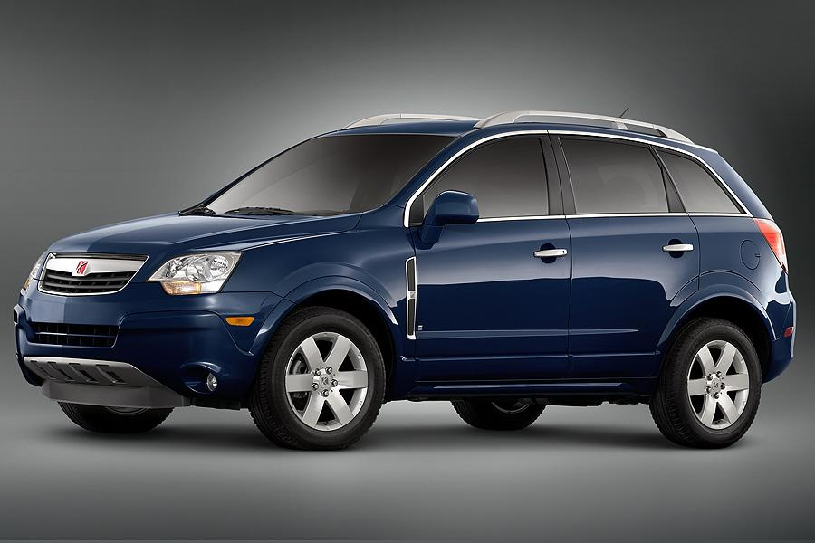 2008 Saturn Vue Reviews Specs And Prices Cars Com