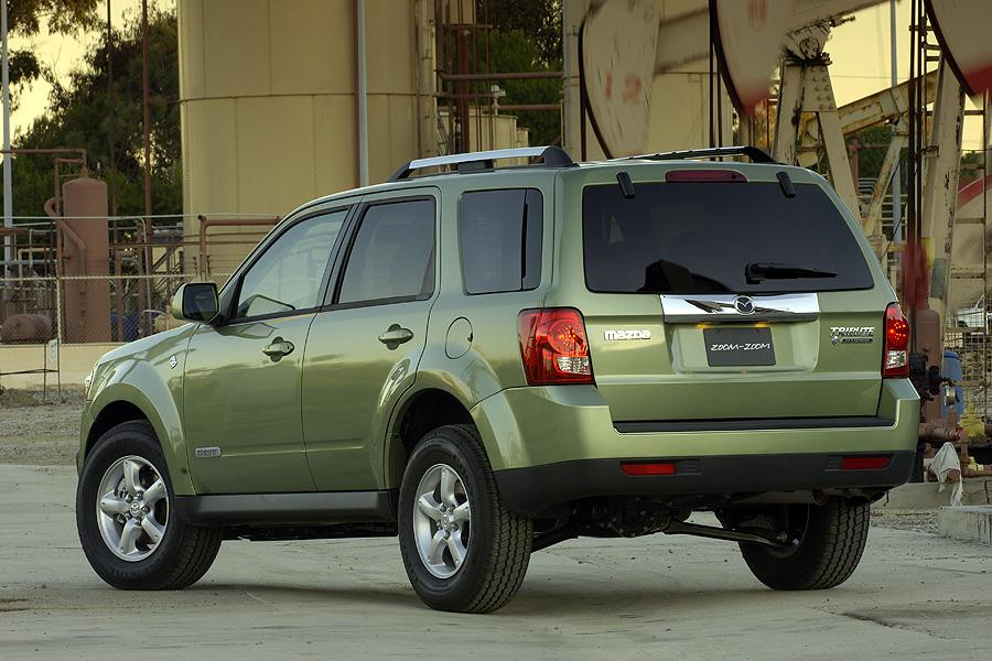 2008 mazda tribute hybrid specs pictures trims colors. Black Bedroom Furniture Sets. Home Design Ideas