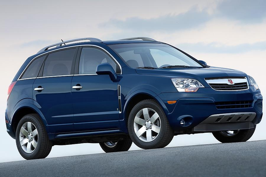 2008 saturn vue reviews specs and prices. Black Bedroom Furniture Sets. Home Design Ideas