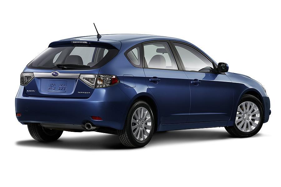 2008 Subaru Impreza Reviews Specs And Prices Cars Com