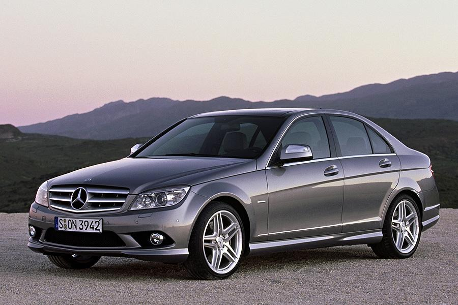 2008 mercedes benz c class specs pictures trims colors. Black Bedroom Furniture Sets. Home Design Ideas