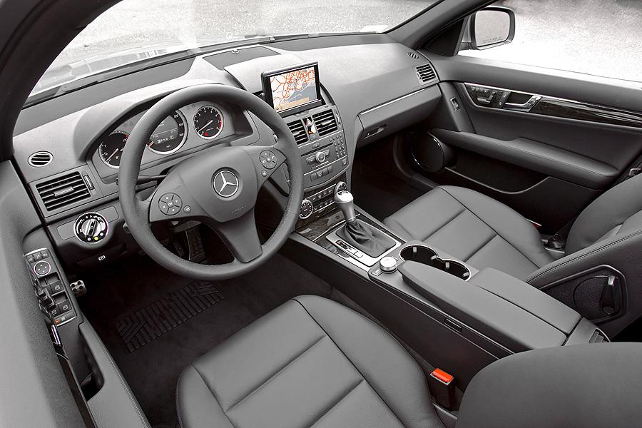 2008 Mercedes Benz C Class Reviews Specs And Prices