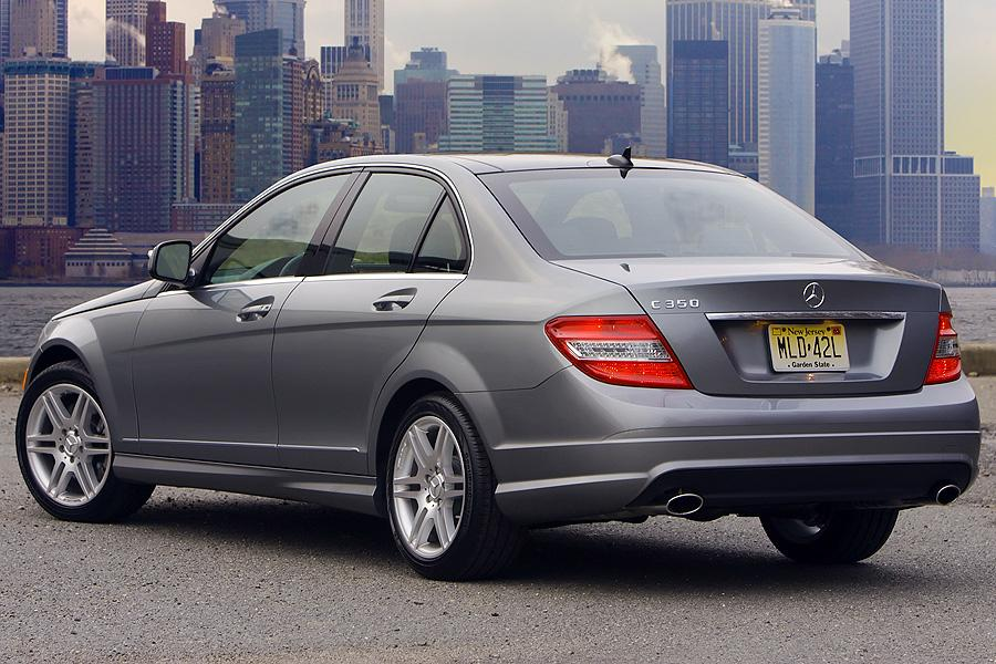 2008 mercedes benz c class reviews specs and prices for Mercedes benz c300 reviews