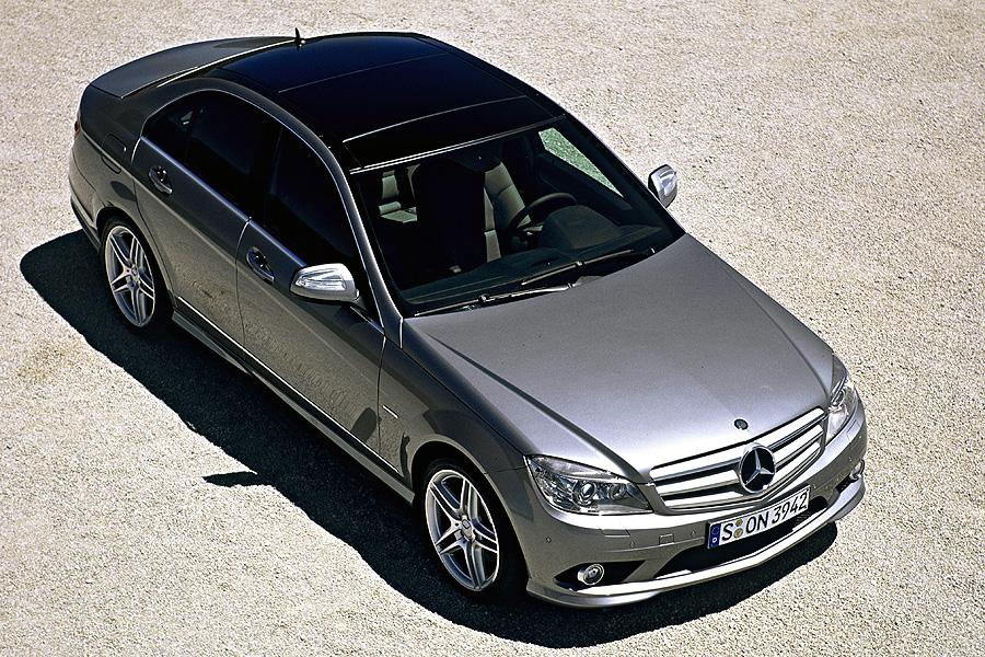 2008 mercedes benz c class reviews specs and prices for Mercedes benz c class 2008 price