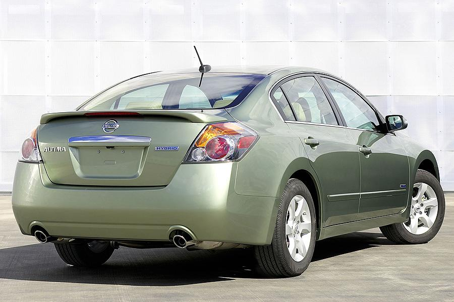 2007 nissan altima hybrid reviews specs and prices. Black Bedroom Furniture Sets. Home Design Ideas