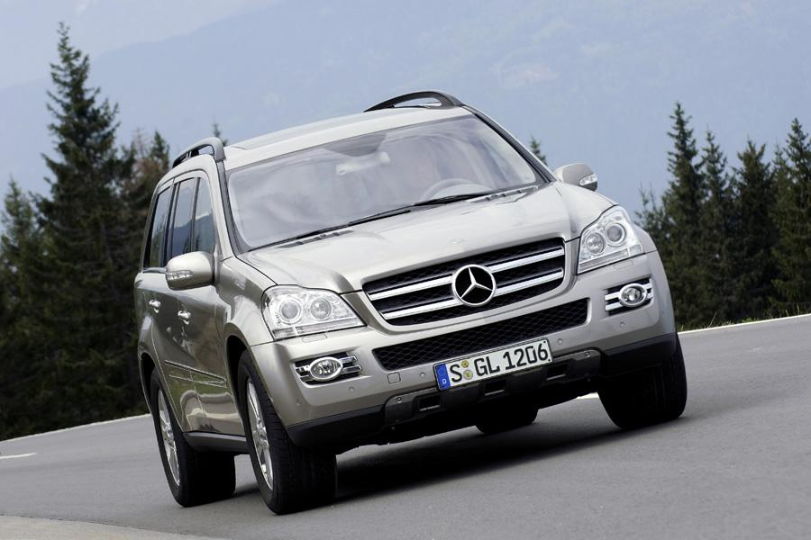 2008 mercedes benz gl class reviews specs and prices for 2007 mercedes benz gl450 recalls