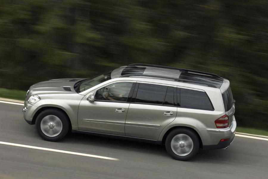 2008 mercedes benz gl class reviews specs and prices for Mercedes benz gl 450 price
