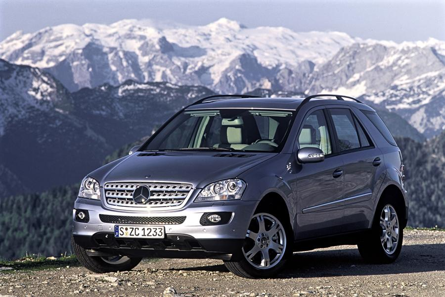 2008 mercedes benz m class reviews specs and prices for Mercedes benz ml350 price