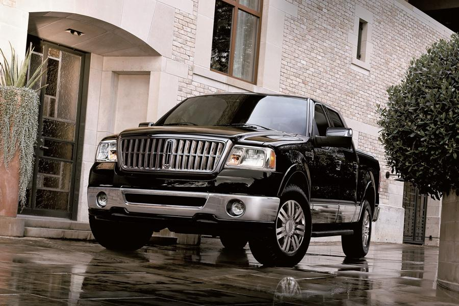 Lincoln Mark Lt Reviews Specs And Prices Cars Com
