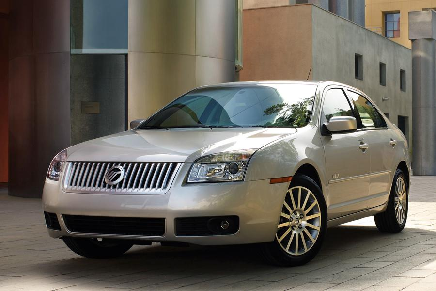 2008 Mercury Milan Reviews Specs And Prices Cars Com