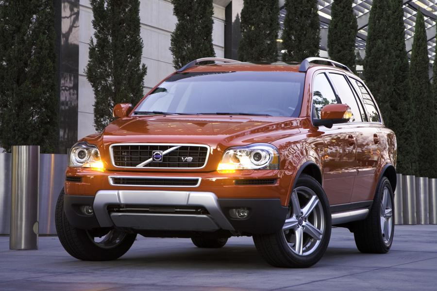 2008 volvo xc90 reviews specs and prices. Black Bedroom Furniture Sets. Home Design Ideas