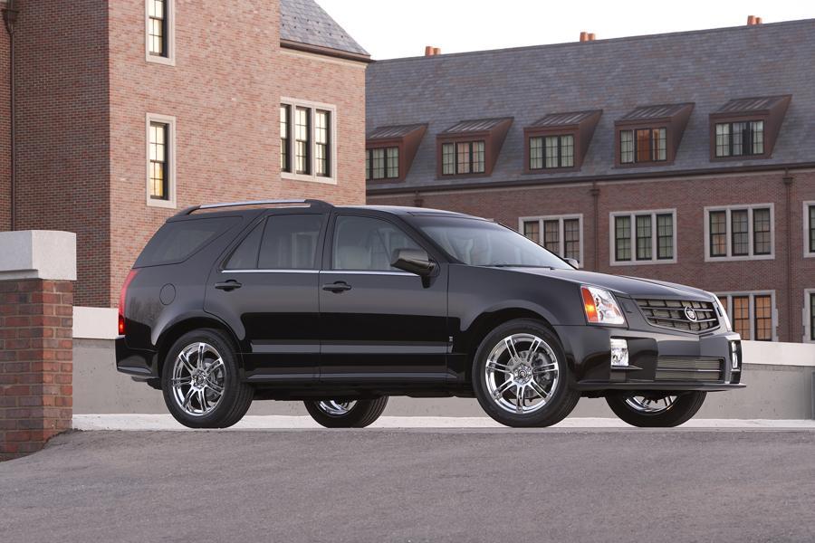 2008 Cadillac Srx Specs Pictures Trims Colors Cars Com