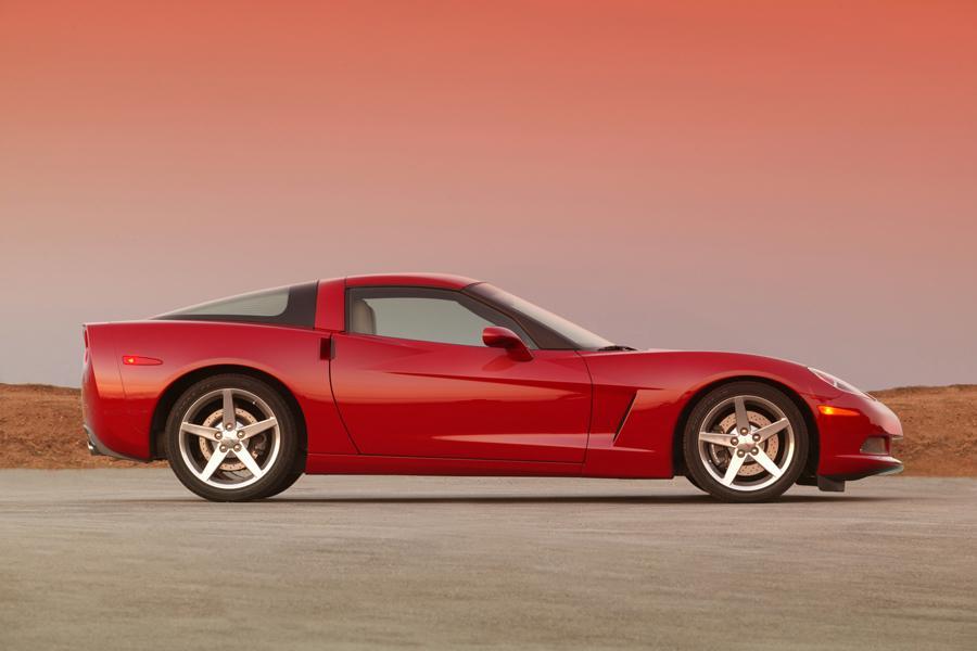 2008 Chevrolet Corvette Reviews Specs And Prices