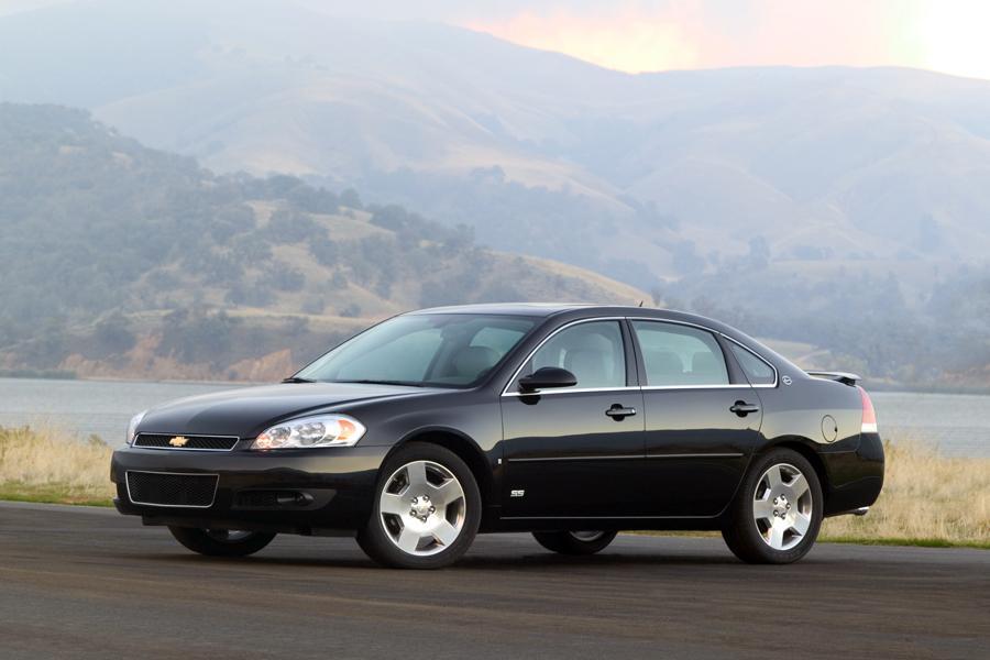 2008 Chevrolet Impala Specs Pictures Trims Colors  Carscom