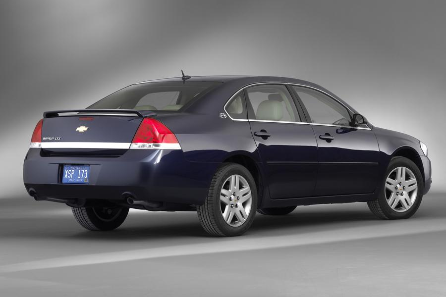 2008 Chevrolet Impala Reviews Specs And Prices Cars Com