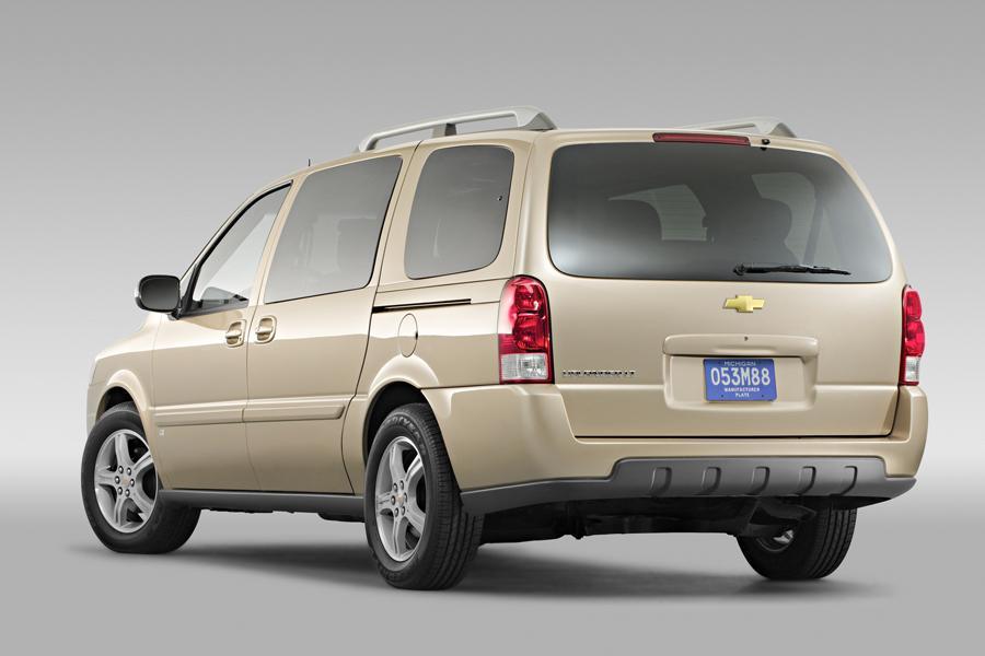 2008 Chevrolet Uplander Reviews Specs And Prices Cars Com
