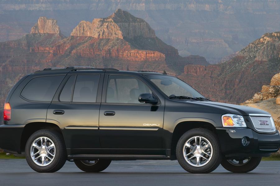 2008 Gmc Envoy Specs Pictures Trims Colors Cars Com