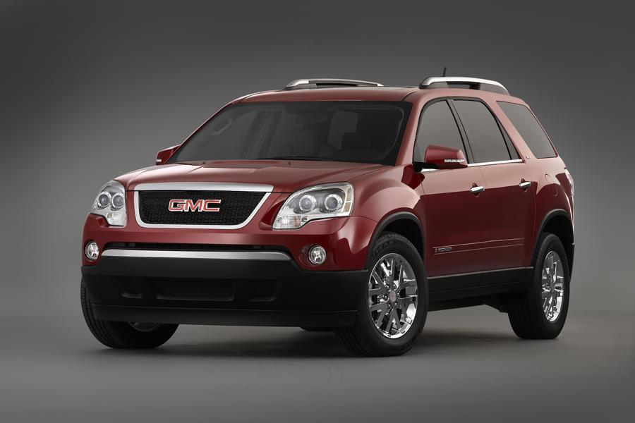 2008 Gmc Acadia Specs Pictures Trims Colors Cars Com