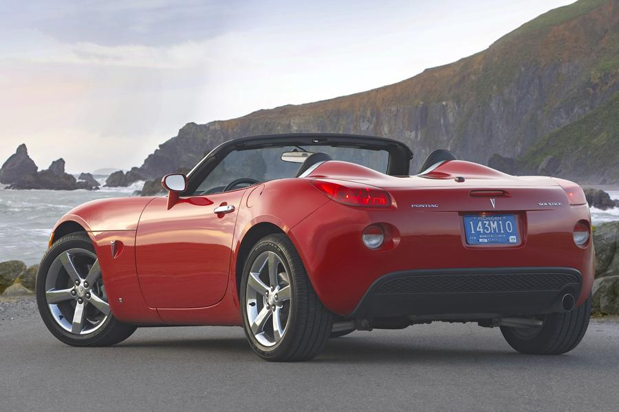 2008 Pontiac Solstice Reviews  Specs And Prices