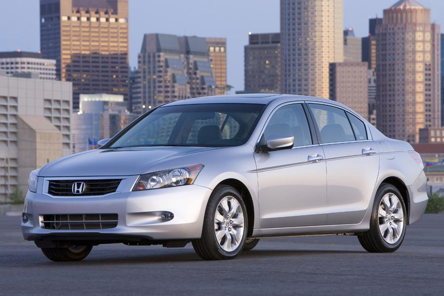 2008 Honda Accord Reviews Specs And Prices Cars Com