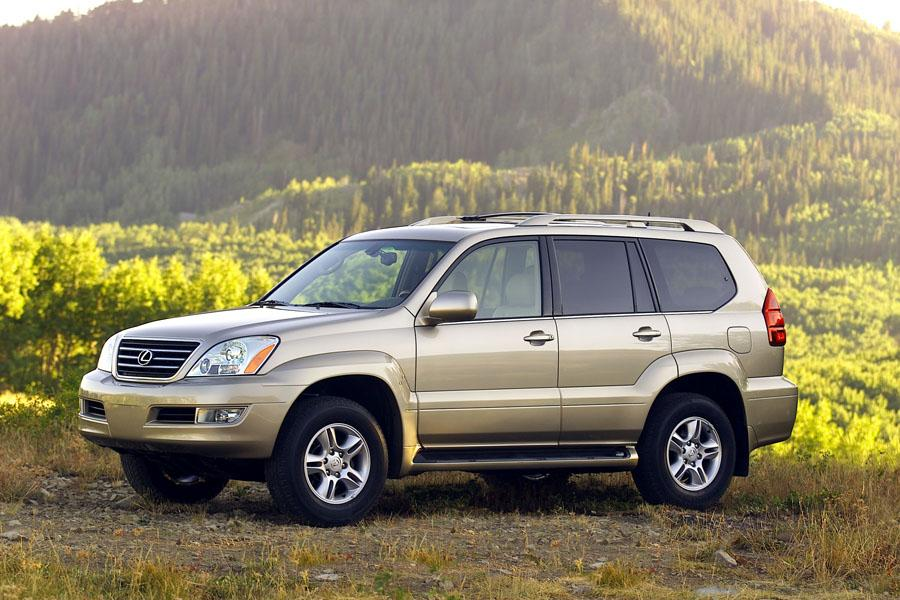 2008 lexus gx 470 reviews specs and prices. Black Bedroom Furniture Sets. Home Design Ideas