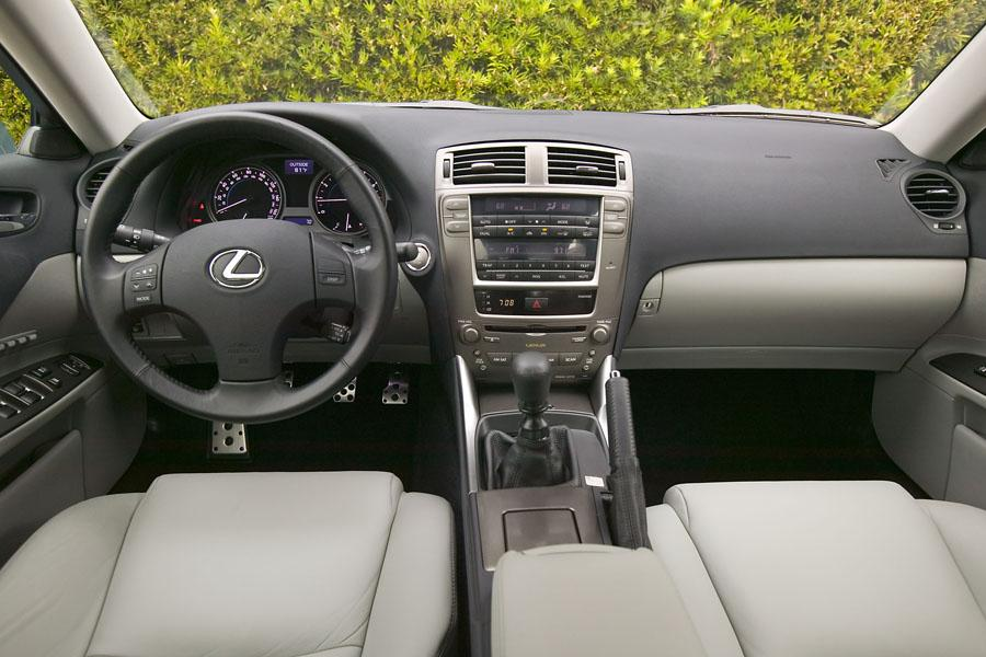 2008 Lexus Is 250 Reviews Specs And Prices Cars Com