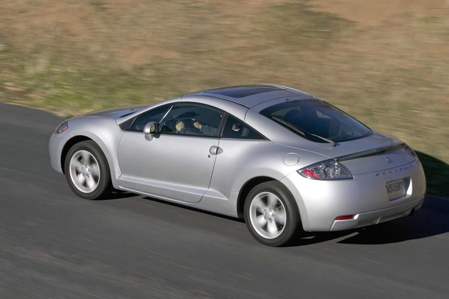 2008 Mitsubishi Eclipse Reviews Specs And Prices Cars Com