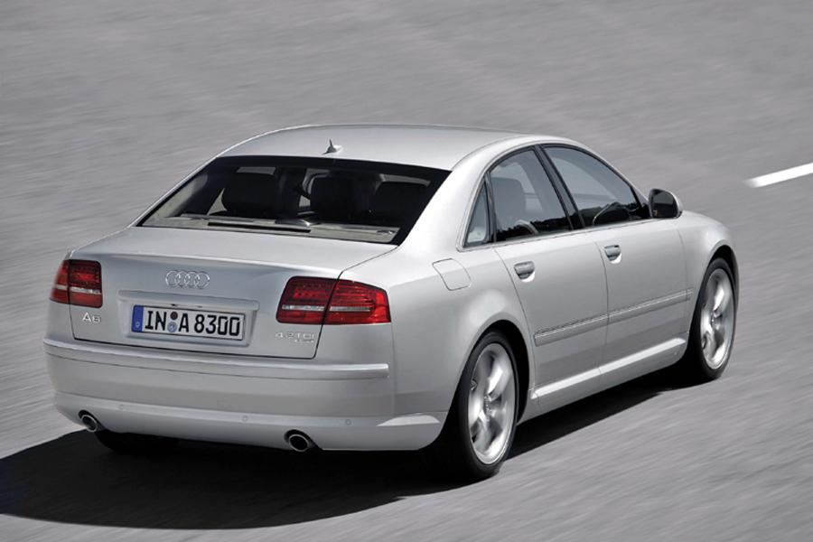 2008 audi a8 specs pictures trims colors. Black Bedroom Furniture Sets. Home Design Ideas