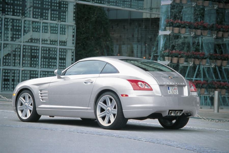 2008 Chrysler Crossfire Reviews Specs And Prices Cars Com