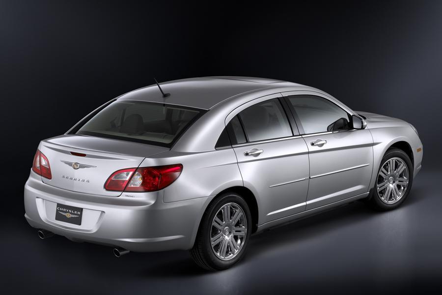 on 2000 Chrysler Sebring Convertible