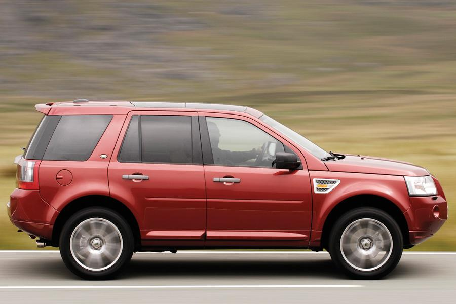 2008 Land Rover Lr2 Reviews Specs And Prices Cars Com