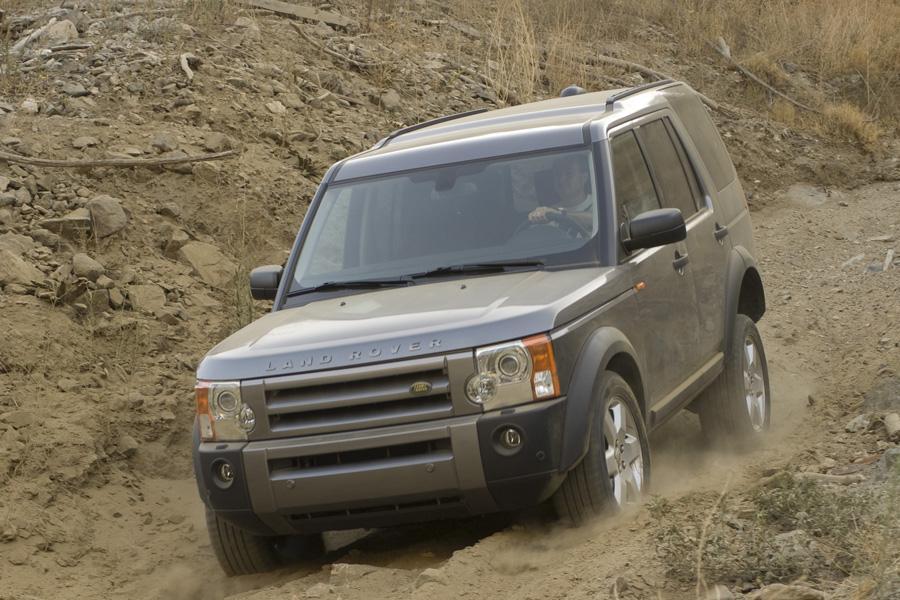 2008 Land Rover Lr3 Reviews Specs And Prices Cars Com