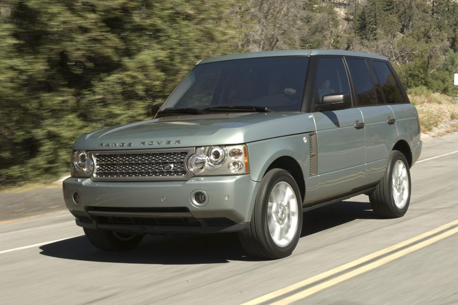 2008 Land Rover Range Rover Reviews Specs And Prices