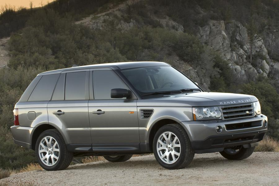 2008 land rover range rover sport specs pictures trims colors. Black Bedroom Furniture Sets. Home Design Ideas